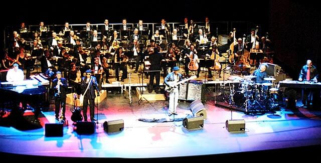 Noite na Ópera de Monte Carlo em Mônaco
