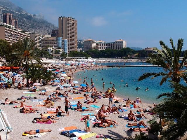 Verão em Mônaco