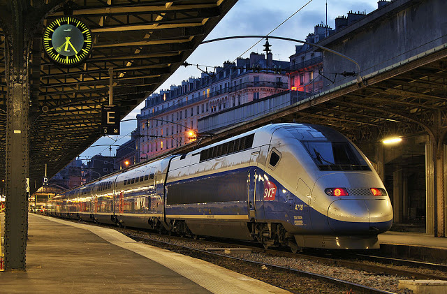 TGV em Lisboa