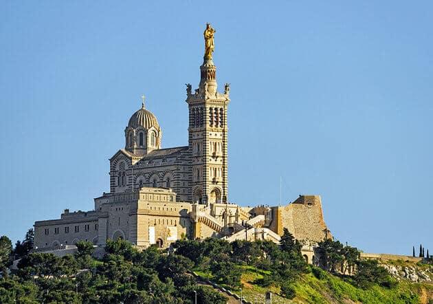 Roteiro de 4 dias em Marselha