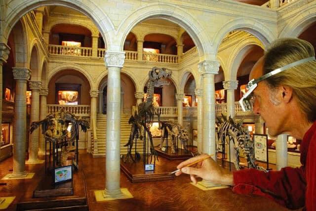 Museu em miniatura em Lyon