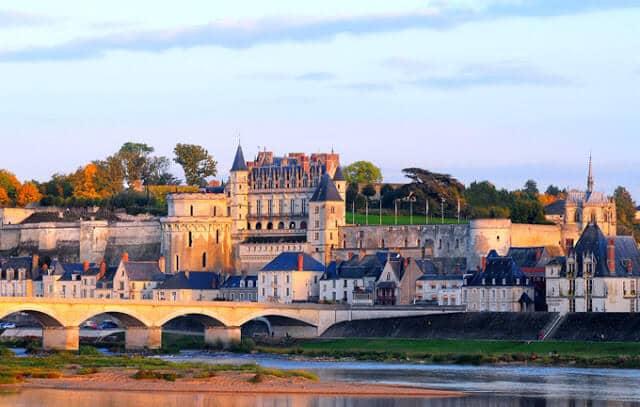 Castelo Amboise França