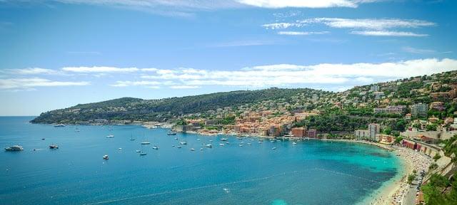 Roteiro de 4 dias na França: Costa Azul
