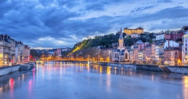 Roterio de 8 dias na França: Lyon