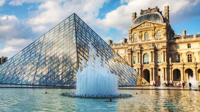 Roterio de 8 dias na França: Paris