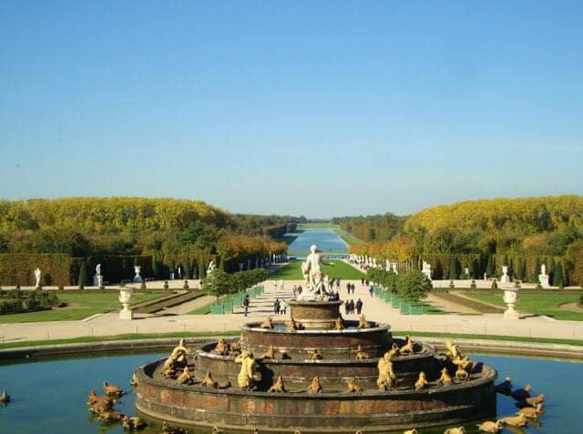 Roteiro de 6 dias na França:Versalhes