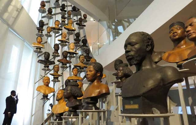 Coleção do Museu do Homem em Paris