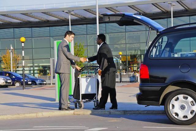 Transfer do Aeroporto de Nantes até o hotel