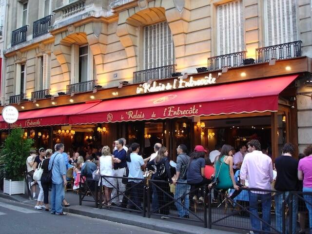 Restaurante Le Relais de l'Entrecôte