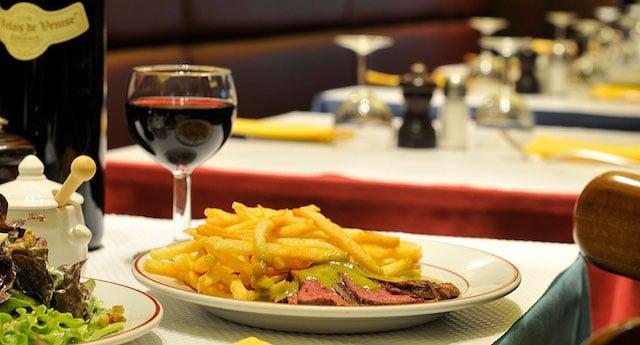 Restaurante Le Relais de Venise L'Entrecôte