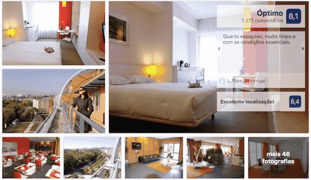 Hotel Temporim Lyon Cité Internationale