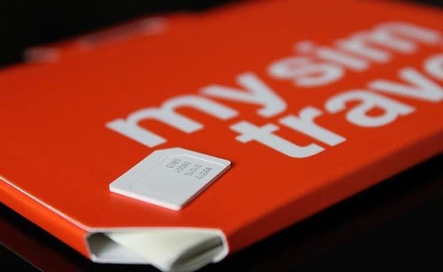 Como usar o celular a vontade na França: Chip mysimtravel
