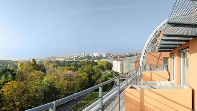 Hotel Temporim Lyon Cité Internationale - vista