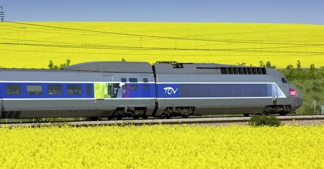 Trem de Paris a Luxemburgo