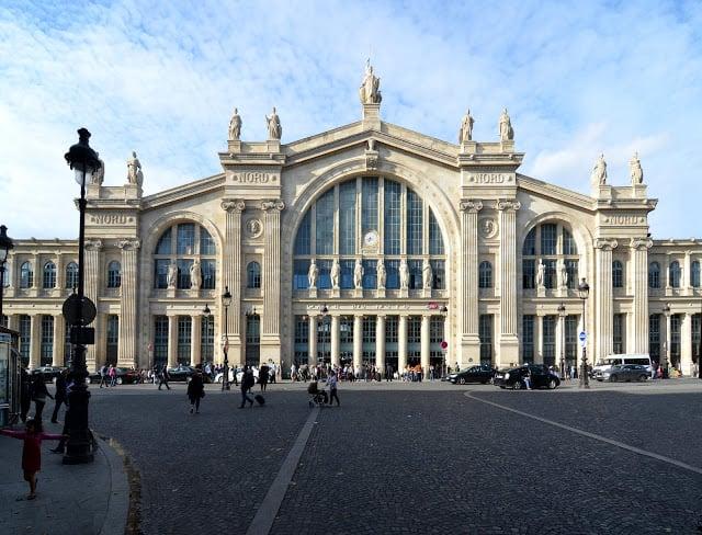 Estação Gare du Nord