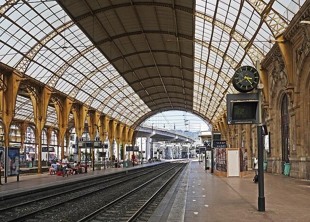 Estação Montparnasse