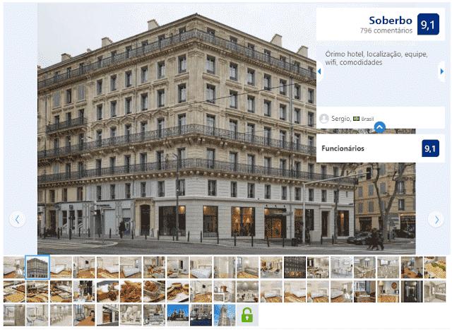 Newhotel of Marseille - Vieux Port