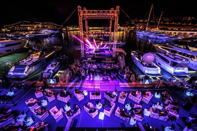 Concertos de música em Mônaco