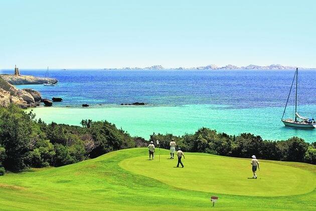 Golfe em Nice