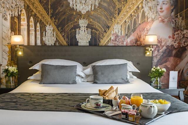 Hotel em Versalhes