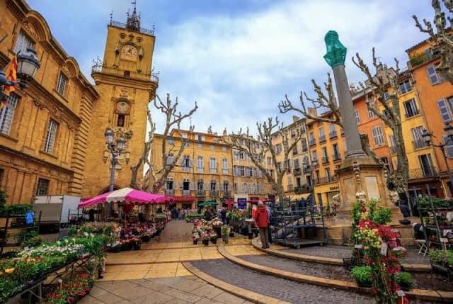 Mercado Velho de Aix