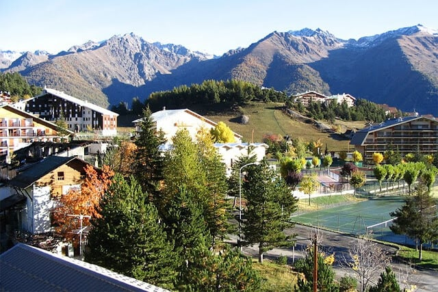 Resort de Auron