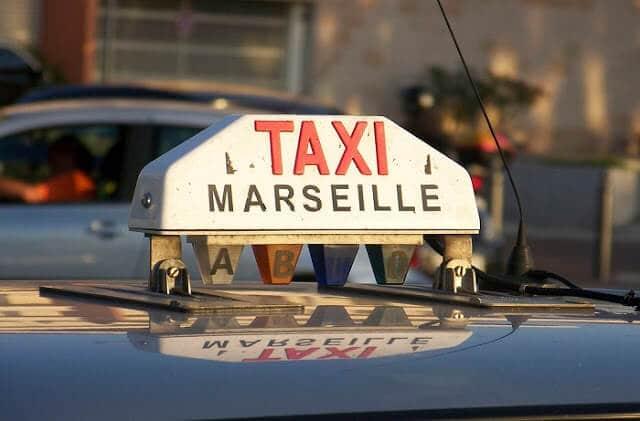 Taxi de Marselha