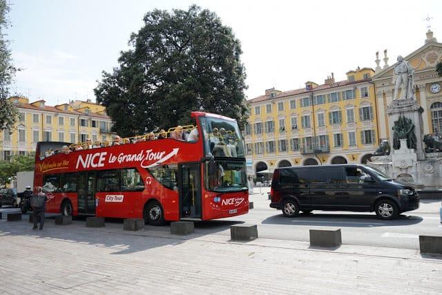 Tour por Nice