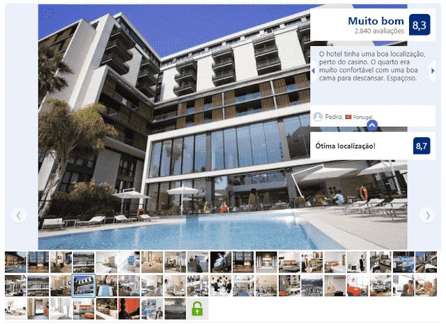 Novotel Monte-Carlo em Mônaco