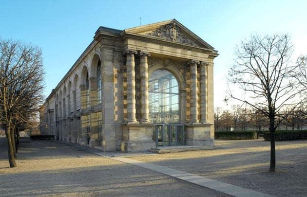 Museu Jeu de Paume em Paris