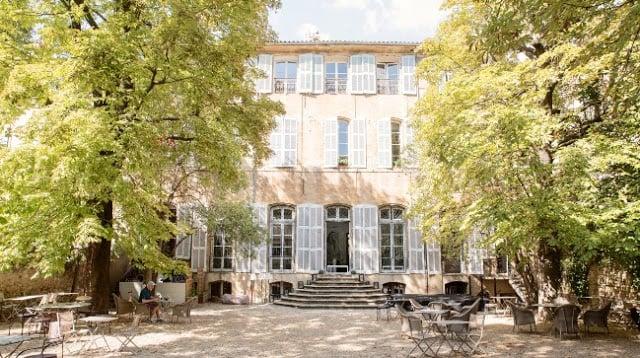 Hotel de Gallifet em Aix