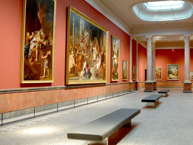 Museu Fabre em Montpellier