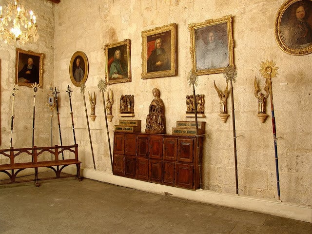 Museu da Vieux Montpellier