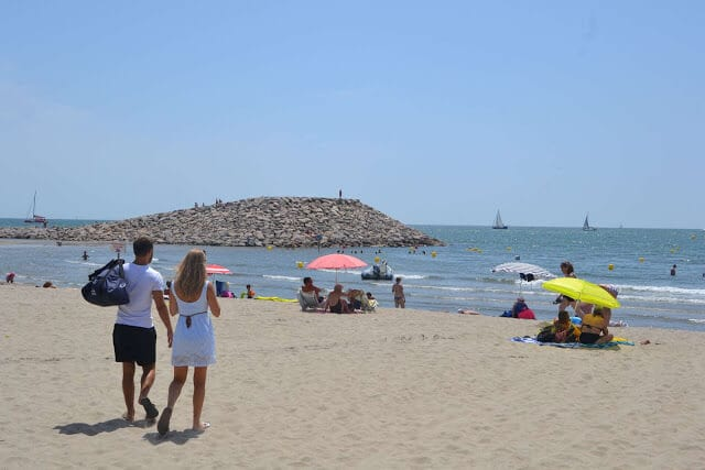 Praia de Carnon