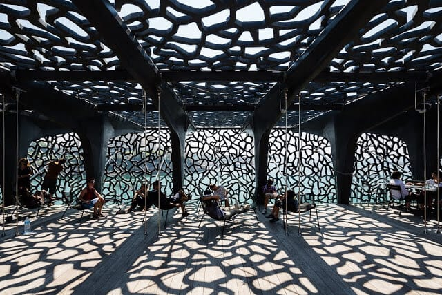 Interior do MuCEM